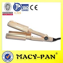 wholesale professional hair curler, triple hair curler iron, digital hair curling iron,hair curler cup