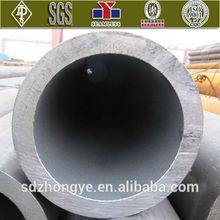 de gran diámetro de acero al carbono tubería api 5l estándar