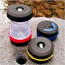 folding fordable LED camping lantern