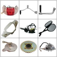 Parts for atv shineray & motorcycle tire & bullet alloy wheels