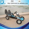 4-wheel beach toy cart adult pedal beach go cart with dual seats