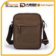 cheap price canvas men messenger bag