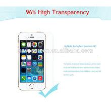 9H/waterproof/oil resistant /anti-fingerprint/premium screen protector for iPhone-No shinning edges