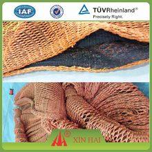 Tuna light purse seine fishing net with inner pocket