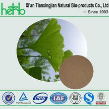 Natural herbal medicine Flavone glycoside 24% ginkgo biloba leaf extract