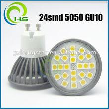 Best price led spot 24smd 5050 led spotlight alu die casting RA80 CE ROHS 21SMD/24SMD/27SMD 5050/2835/ 5730 SMD spotlights alu