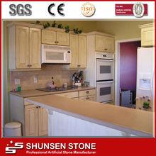 Encimera de mármol materiales de tipo Artificial piedra de cuarzo SQC048