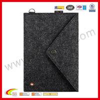Wool Felt Sleeve Case for iPad Mini Black On Sale