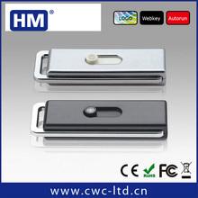 customized flash drive usb with pushable bottom