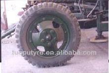 9.00x16 solid sponge tyres