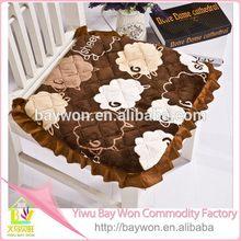 Good quality hot sale panda plush seat cushion
