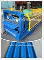 Venda quente! China perfil de aço rolo frio dá forma à máquina para o painel de parede fazendo