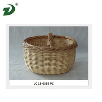 2014 Caoxian baby wicker moses basket good quality