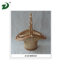 2014 Cheap wholesale small wicker gift baskets