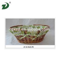 2014 Cheap wholesale wicker baskets for fruit Caoxian