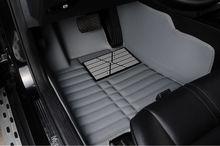 special design 5D leather car mat for HONDA AMAZE car foot pad China automotive carpet