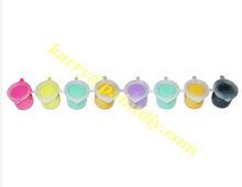 5ML 8-strip pots water color