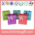 nuevo papel de regalo bolso de la manija de papel reciclado bolsa regalo bolsa de papel barato cosas para vender