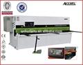 hidráulica de corte do laser da máquina feixe do balanço de corte manual da máquina de folha de metal da máquina de corte