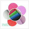 Hot colored100% Pure Raw Material PP Nonwoven fabric for shopping bags
