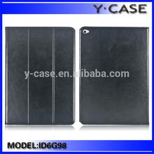 Super slim folio Leather flip Smart Cover case for Apple ipad Air 2 / ipad 6 tablet leather case