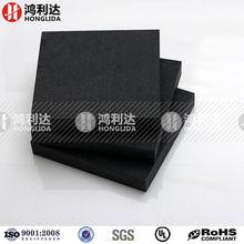 Heat insulation materials by fiberglass composite resin laminated sheet