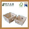 wholesale natural handmade cheap wooden fruit crates for sale