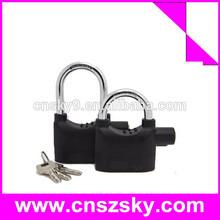 Hot Sale Motrobike/Bicycle Cable Lock Motor Bikes /Bike Wheel Lock Wireless Bicycle Anti Theft Alarm Lock