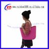 silicone eva make up bag/ eva make up bag simple eva make up bag