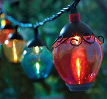 Outdoor Sole LED Holiday Lantern Light for Christmas Holiday Time