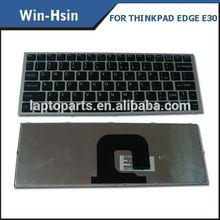 Keyboard for lenovo thinkpad Edge E30 black laptop keyboard in stock