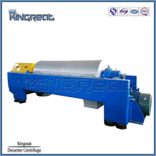 PDCS 3-phase Horizontal Centrifuge tricanter for oil tank cleaning