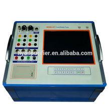 Gdgk- 307 de alta precisión interruptor del circuito eléctrico equipos de prueba