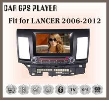 Fit for MITSUBISHI LANCER 2006-2012 multimedia car dvd player dvd + gps