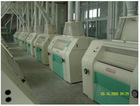 new processing mechinery wheat flour milling process