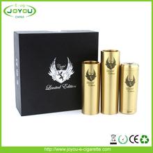 Chine fournisseur hot vente 18650 batterie cartel mod clone trois tube de cigarette électronique pas cher prix