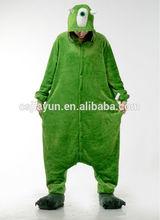 Wholesalcute monster university Mike christmas pajamas kids familysexy night wears