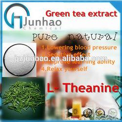 Tea extract 99.5%L-Theanine CAS 3081-61-6