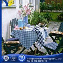 Organza Fabric high quality Jacqurd tropical fish pvc table cloth