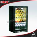 Comercial volta bar mini geladeira/cerveja cooler freezer/geladeira para pode