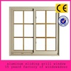 Best price, large window factory, high quality new iron grill window door designs