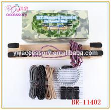 2014 new design natural color jig bracelet maker for paracord bracelet,DIY survival gear