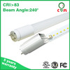 2000LM 18w led tubes t8 with Protecting eyes function