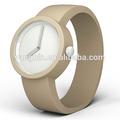 2014 reloj de bolsillo a granel en gelatina de limón delgada reloj deportivo reloj a prueba de agua