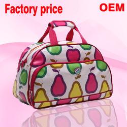 high quality cheap oem kids travel trolley bag