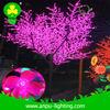 1m viola finto albero di bambù
