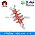 Caucho de silicona de alta tensión de 11 kV tipo pin compuesto aislante