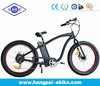 2014 fat bicycle electric fat tire bike 26*4.0 tire electric cruiser bicycle(HP-E015)