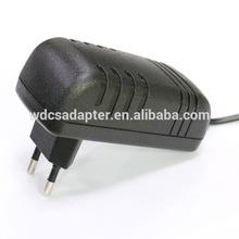 high quality 24w EU,UK,Australia,Tailand,,U.S plug 12V 2A battery charger