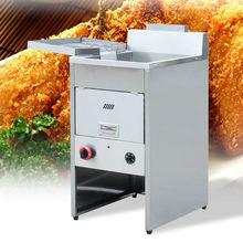 BaoNan Deep Fryer For Fried Chicken With Oil Drip Rack